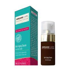 Arganicare Anti-Aging Serum For All Skin Types 30 Ml