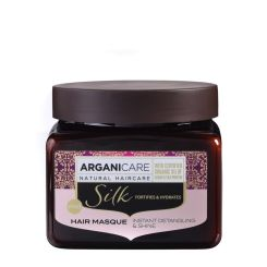 Arganicare Fortifying Hair Masque – Instant Detangling And Shine - Argam & Silk Protein 500 Ml