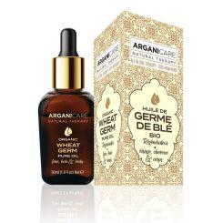Arganicare 3-1 Wheat Germ Organic Oil 30 Ml