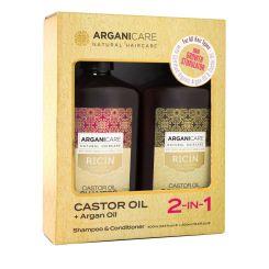 Arganicare Hair Growth Stimulator Kit - Ricin