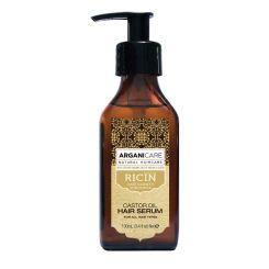 Arganicare Castor Oil Hair Serum For All Hair Types - Argan & Castor 100 Ml