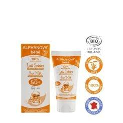 Alphanova Bio Spf 50+ Bebe Hypoallergenic Sun Milk 50G
