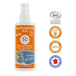 Alphanova Bio Spf 50 Kids Spray 125G