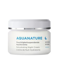 Annemarie Börlind Aquanature Hydraterende Nachtcreme