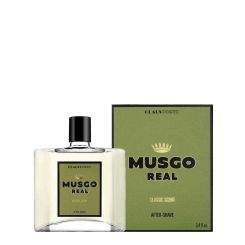Musgo Real Aftershave Lotion Classic Scent - 100Ml