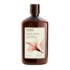 Ahava Mineral Botanic Cream Wash Hibiscus 500Ml