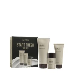 Ahava Start Fresh For Men Kit