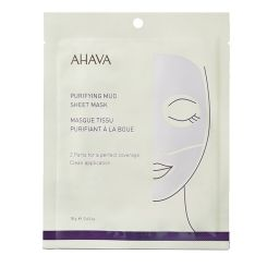 Ahava Purifying Mud Sheet Mask 18 G