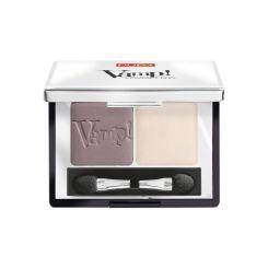 Pupa Vamp! Compact Duo Eyeshadow 006 Brown Vanilla