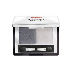 Pupa Vamp! Compact Duo Eyeshadow 009 Silver Stone