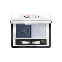 Pupa Vamp! Compact Duo Eyeshadow 012 Magnetic Blue