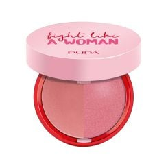 Pupa Fight Like A Woman Extreme Blush Duo