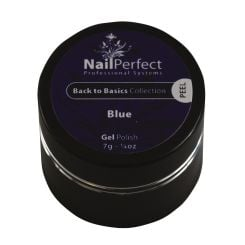 Nail Perfect Color Gel Uv Blue 7Gr