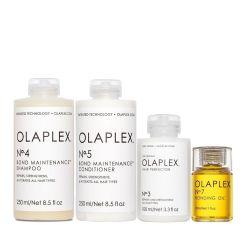 Olaplex Bestsellers Set No. 3, 4, 5 & 7