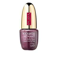 Pupa Rock & Rose 3D Metalmatt Nail Polish